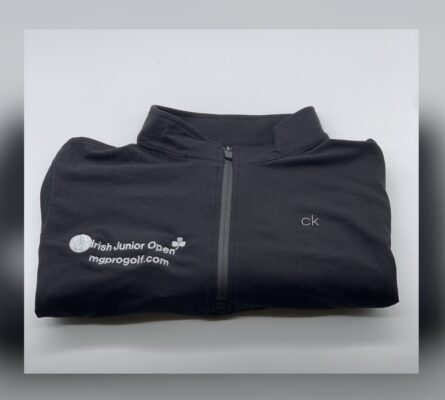 Irish Junior Open Zip Up